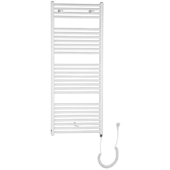 Radiator electric portprosop alb Aqualine, 133 cm